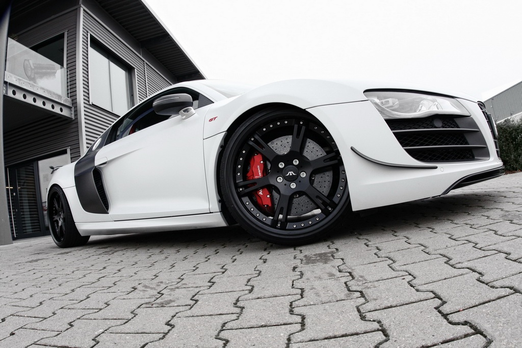 611hp Wheelsandmore Audi R8 Gt Supersport Edition Unveiled