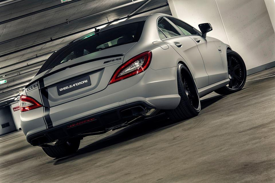 wheelsandmore mercedes cls63 amg tuning kit upgraded. Black Bedroom Furniture Sets. Home Design Ideas