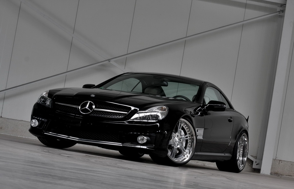Wheelsandmore Mercedes Sl65 Amg Unleashed Autoevolution