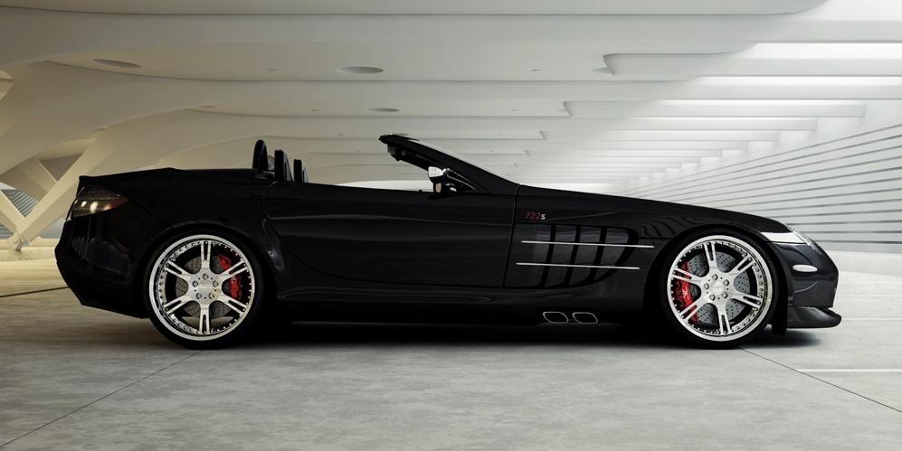 Wheelsandmore Targets the Mercedes-Benz SLR McLaren ...
