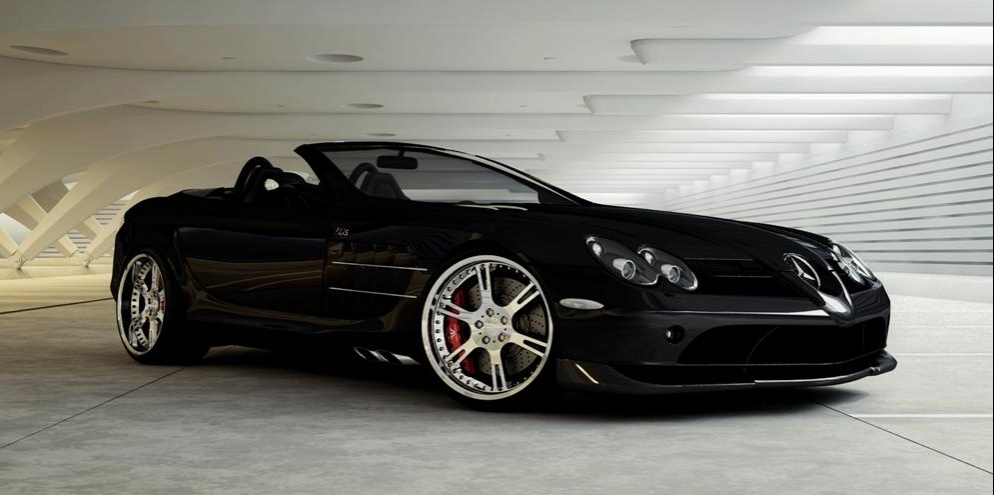 Wheelsandmore Targets The Mercedes Benz Slr Mclaren Autoevolution
