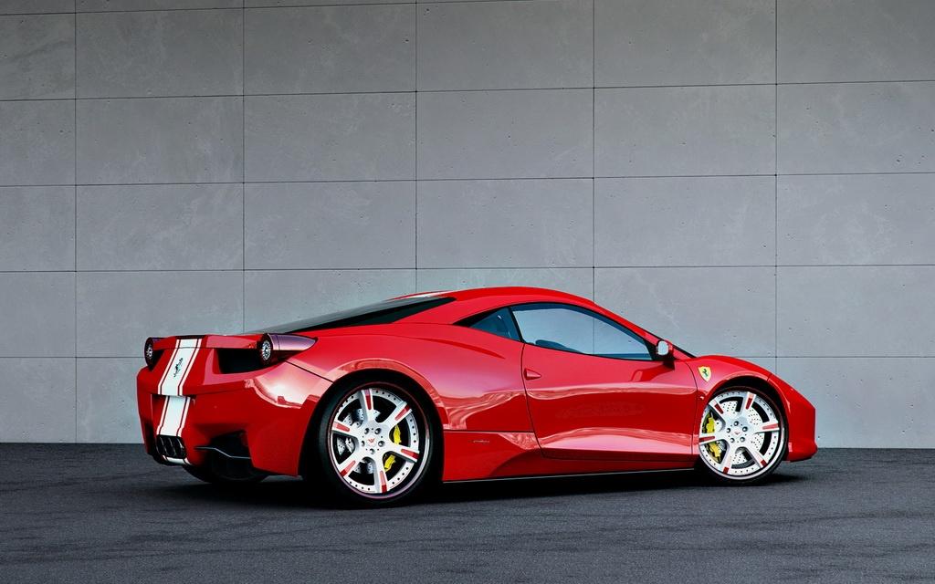 wheelsandmore touches the ferrari 458 italia autoevolution - Wheelsandmore Ferrari 458 Italia