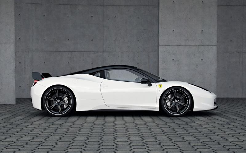 wheelsandmore unveils the ferrari 458 italian stallion autoevolution - Wheelsandmore Ferrari 458 Italia