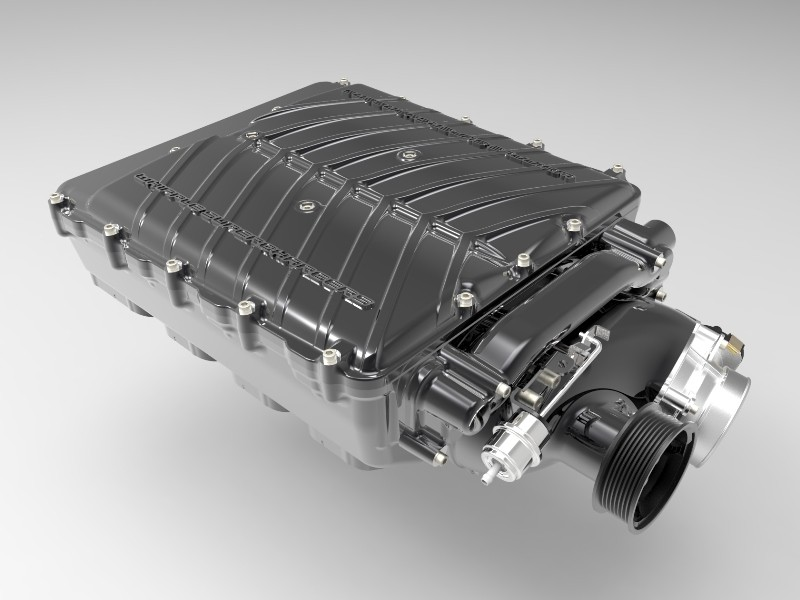 Whipple Supercharger For Camaro Ss Ramps Things Up To 600