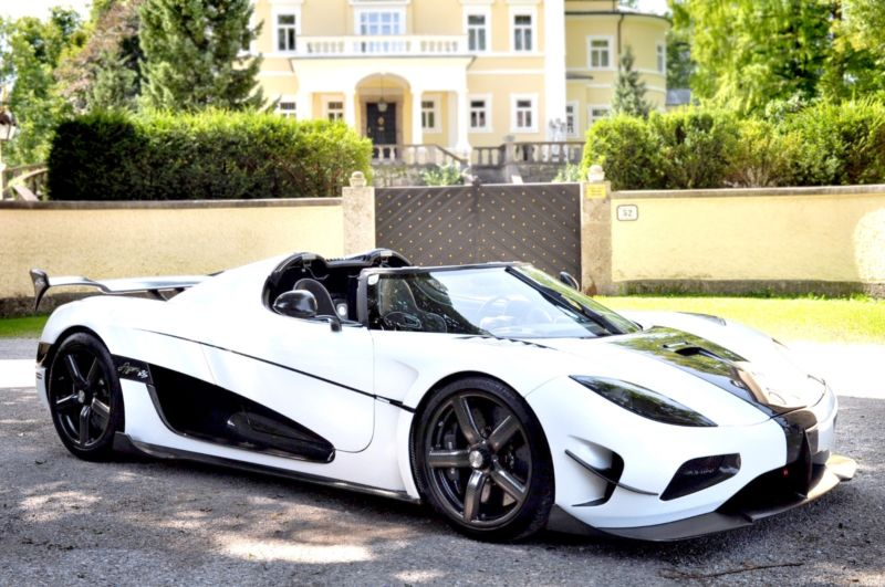 New Koenigsegg Model Leaked - May be Called One:1 ...