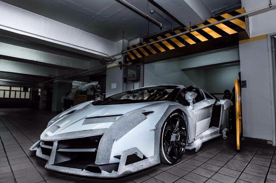 Lamborghini Egoista Prix En Euro Idees Voiture Image