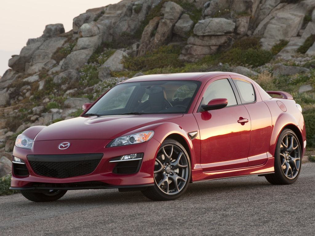 Why Mazda Decided to Cancel the RX-8 Successor: Goodbye ...