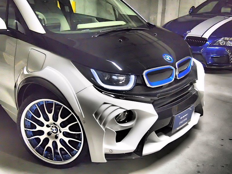 BMW's i3 Doesn't Have AM Radio Because of Electric Motor