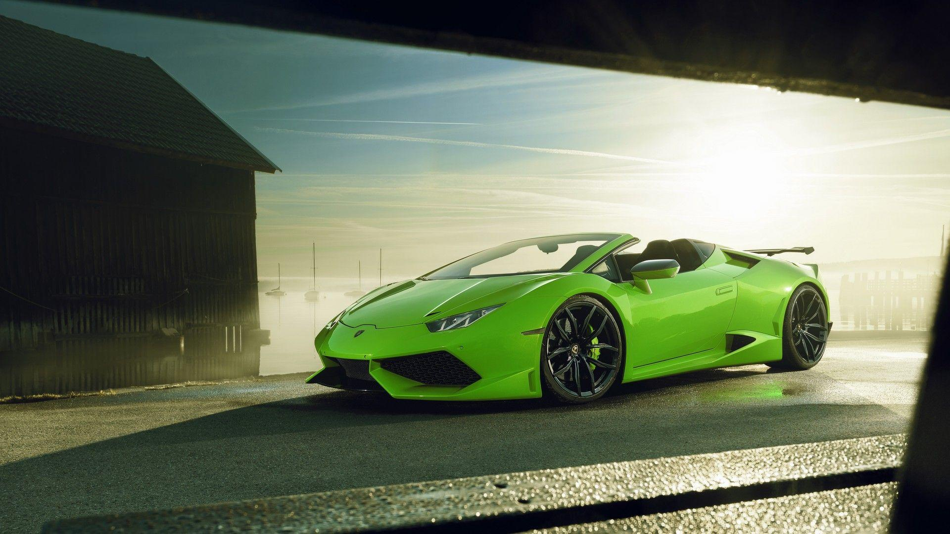 widebody lamborghini huracan spyder by novitec has 860 hp autoevolution. Black Bedroom Furniture Sets. Home Design Ideas