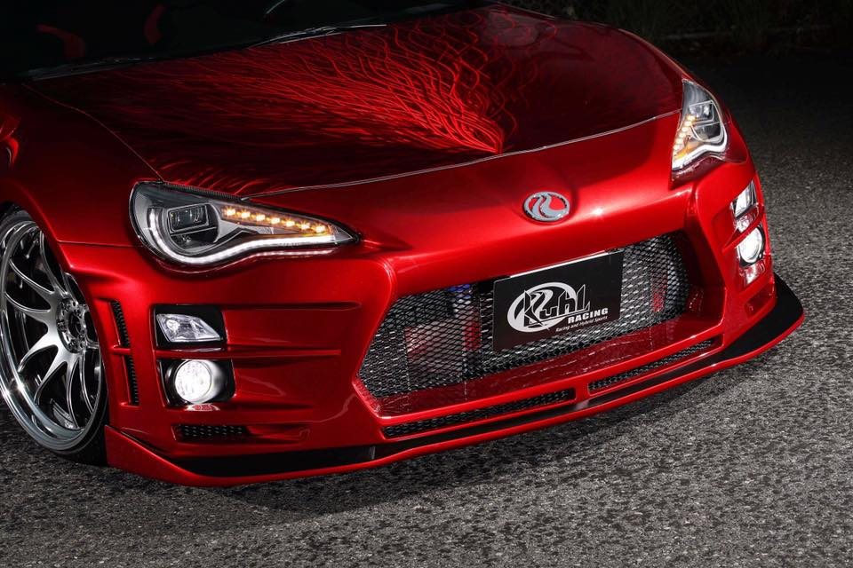 Toyota Sold Its First Anime Wrapped GT 86 in Japan ...