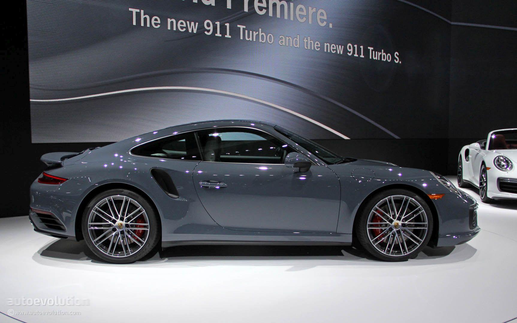comedian russell peters drives a porsche 911 turbo s cabriolet rh  autoevolution com