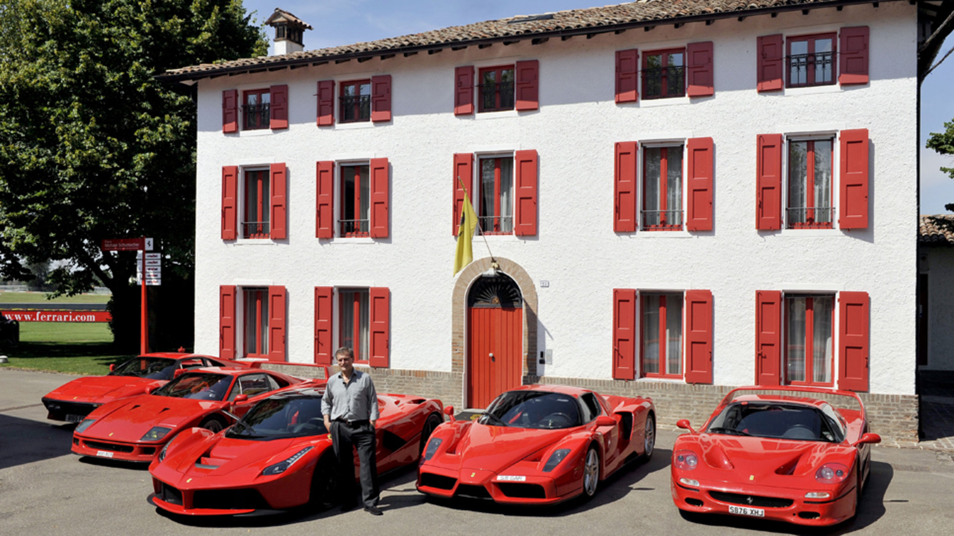 Will Tax The Rich Soon Be Thrashing A Laferrari