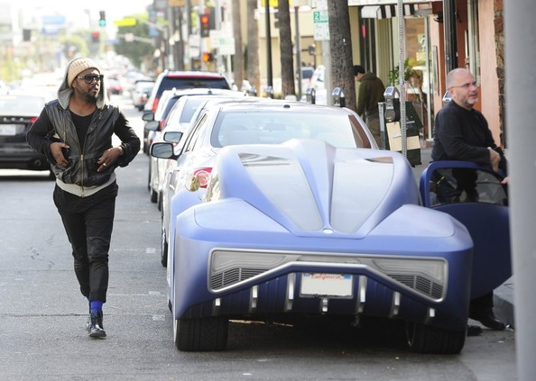 New Nissan Maxima >> Will.I.Am Drives a Ridiculous $900,000 Custom 1958 VW Beetle - autoevolution