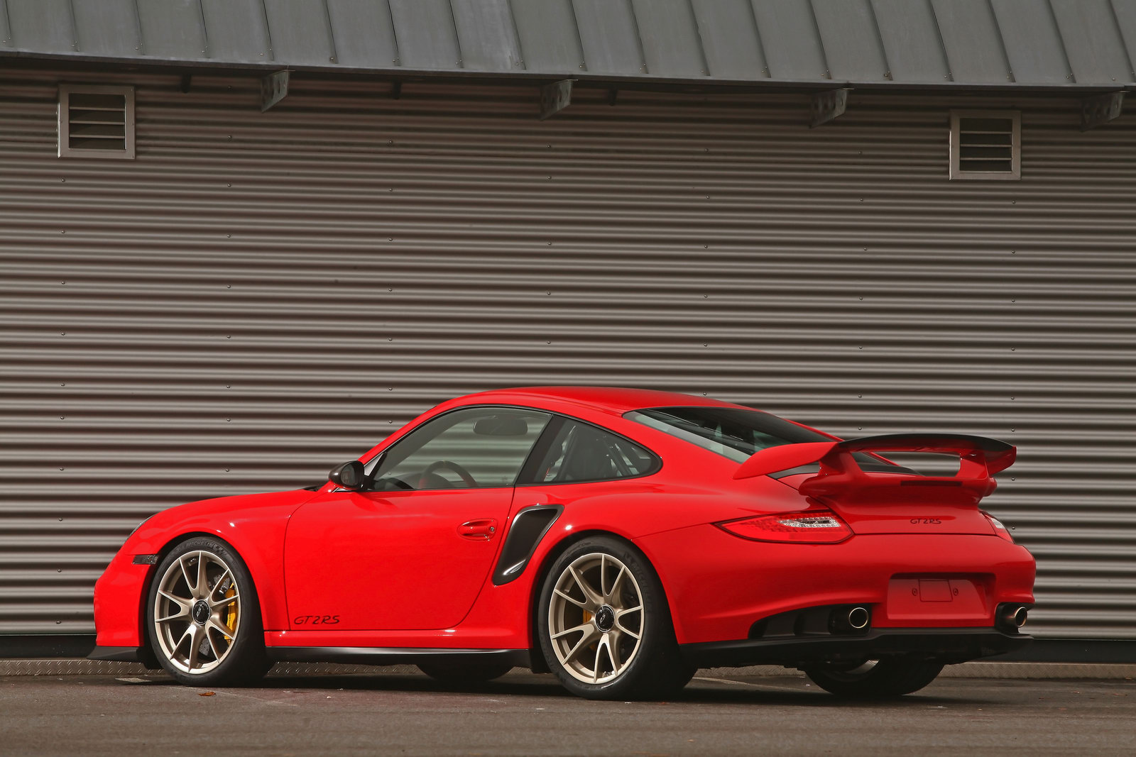 Wimmer Rs Upgrades The Porsche 911 Gt2 Rs Autoevolution