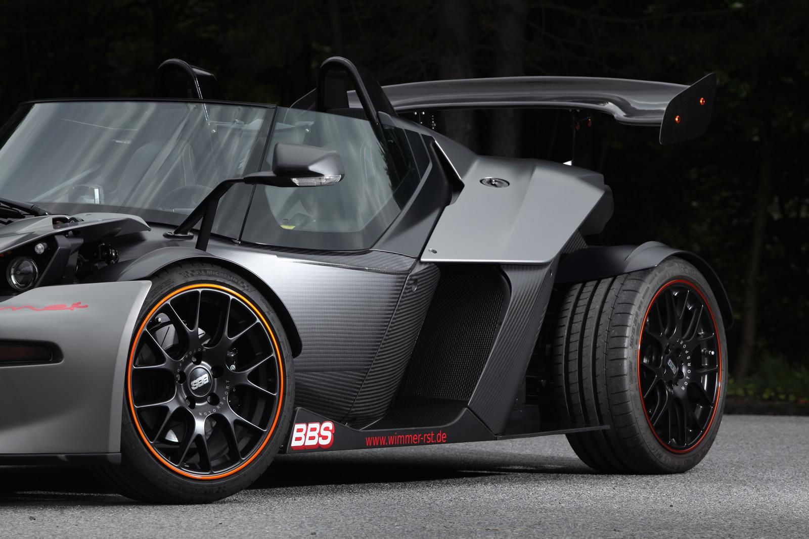 Wimmer Ktm X Bow