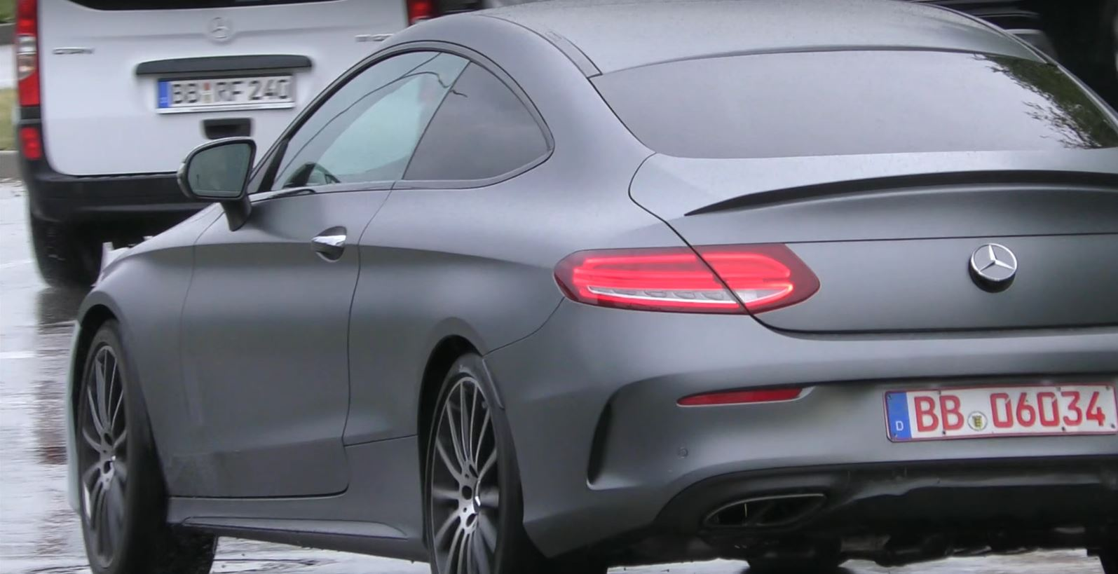 Win a Mercedes-AMG C43 Coupe During Super Bowl LII