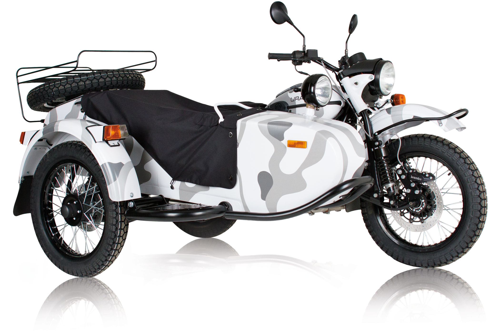 Win the 2015 Ural 2WD Gear-Up and Set Out for the ...