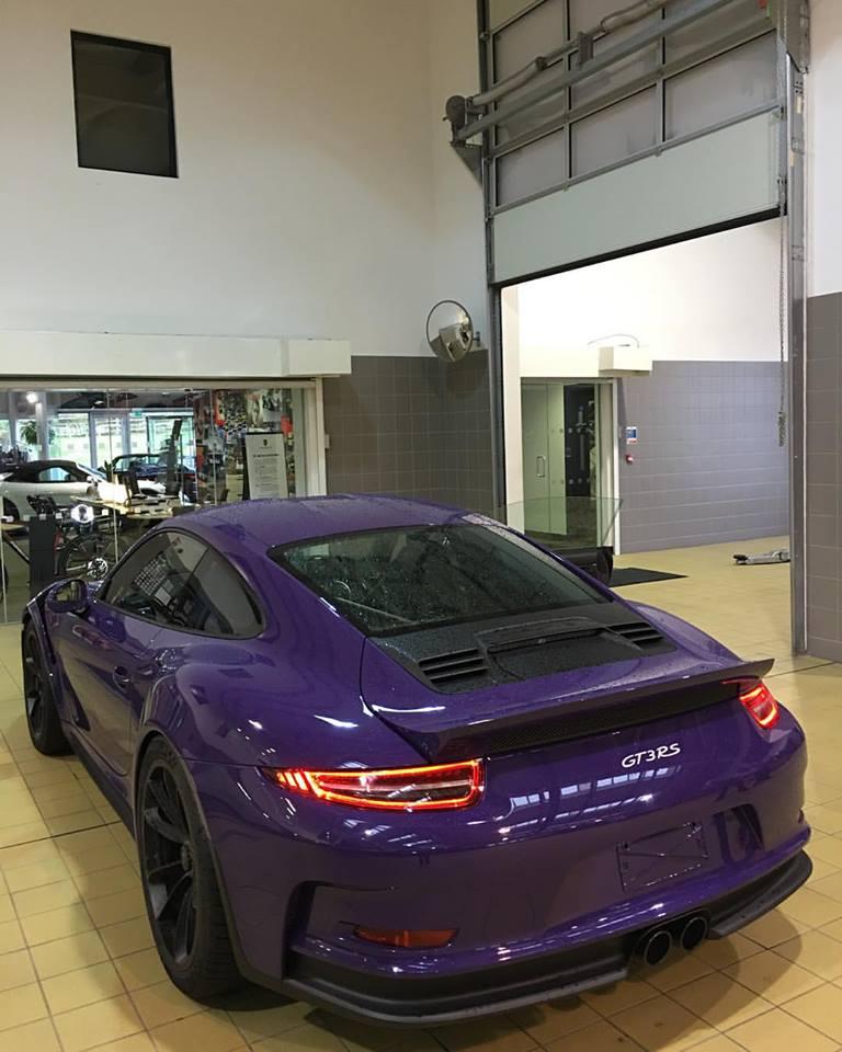 Wingless 2016 porsche 911 gt3 rs looks like a rauh welt begriff 911 autoevolution