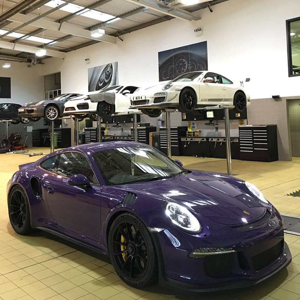 Porsche 911 Gt3: Wingless 2016 Porsche 911 GT3 RS Looks Like A Rauh-Welt