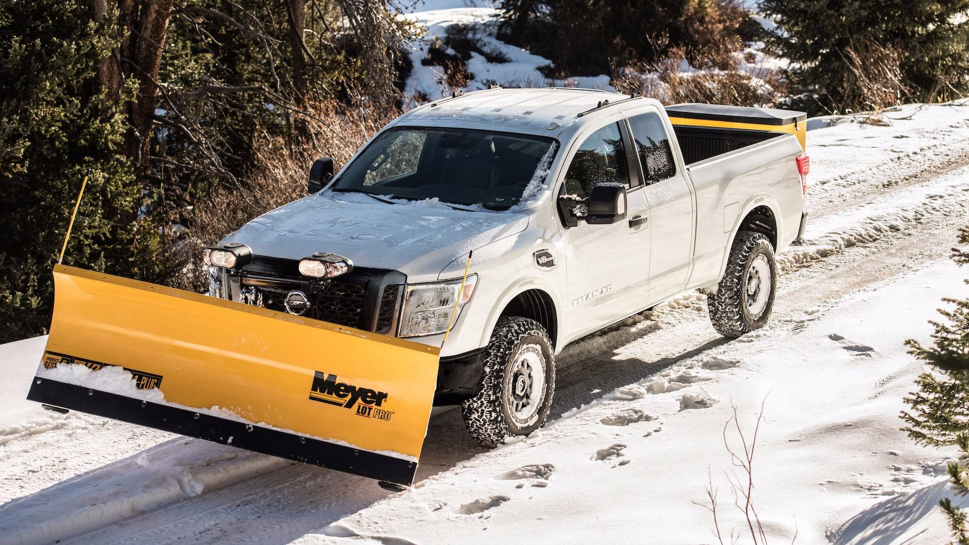 Winter Is Coming: 2018 Nissan TITAN XD Now Available With ...