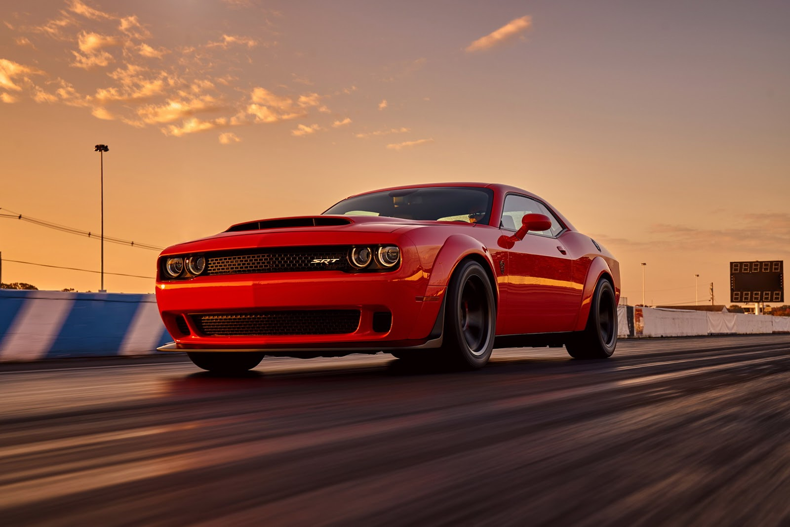 With Rollout, The 2018 Dodge Demon Can Hit 60 MPH In 2.1s ...