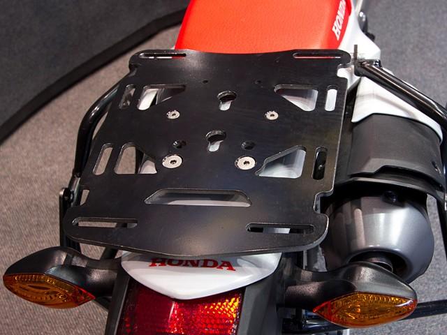 Wolfman Shows Nice Honda Crf250l Touring Bag Racks