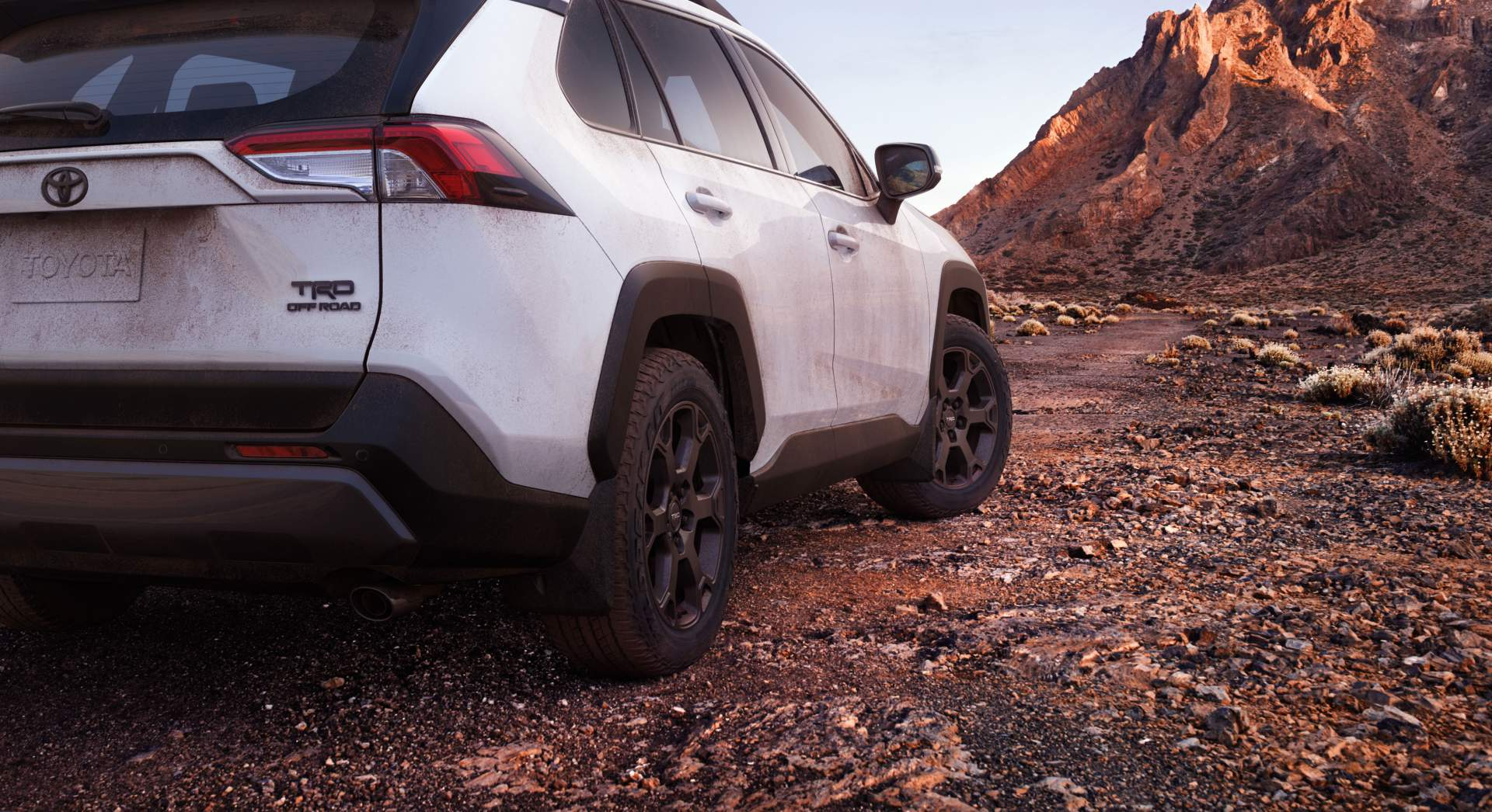 2020 Toyota Rav4 Trd Off Road Revealed As Your Jeep Alternative