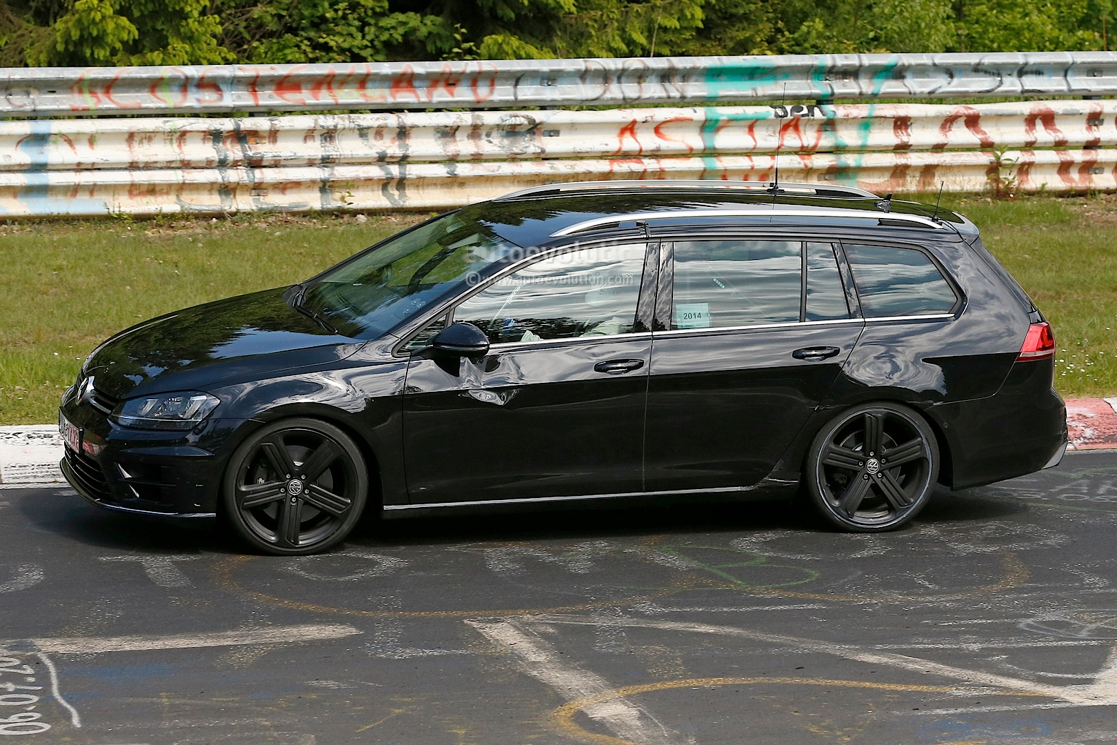 Vw Kit Cars >> Word from the 'Ring: VW Still Undecided on Golf R Estate - autoevolution