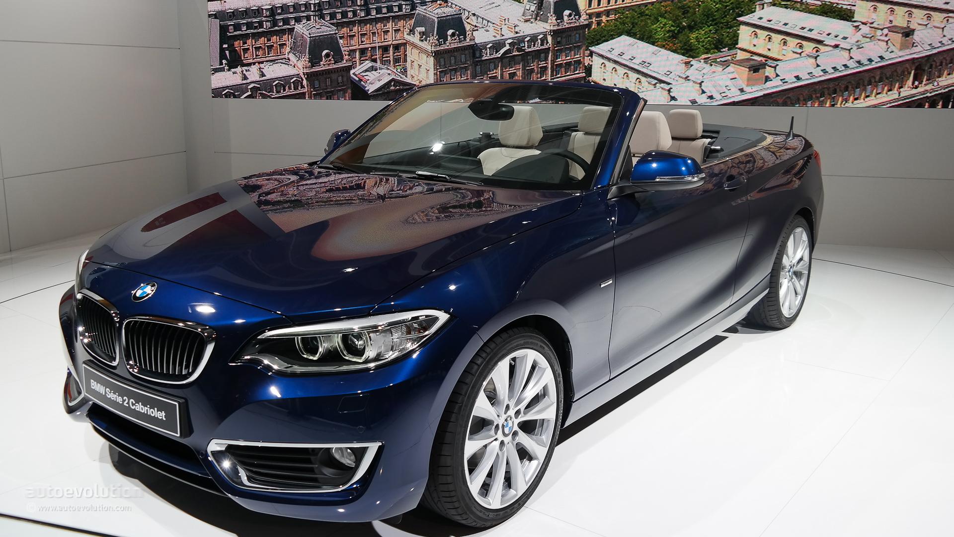 BMW 2 Series Convertible ...