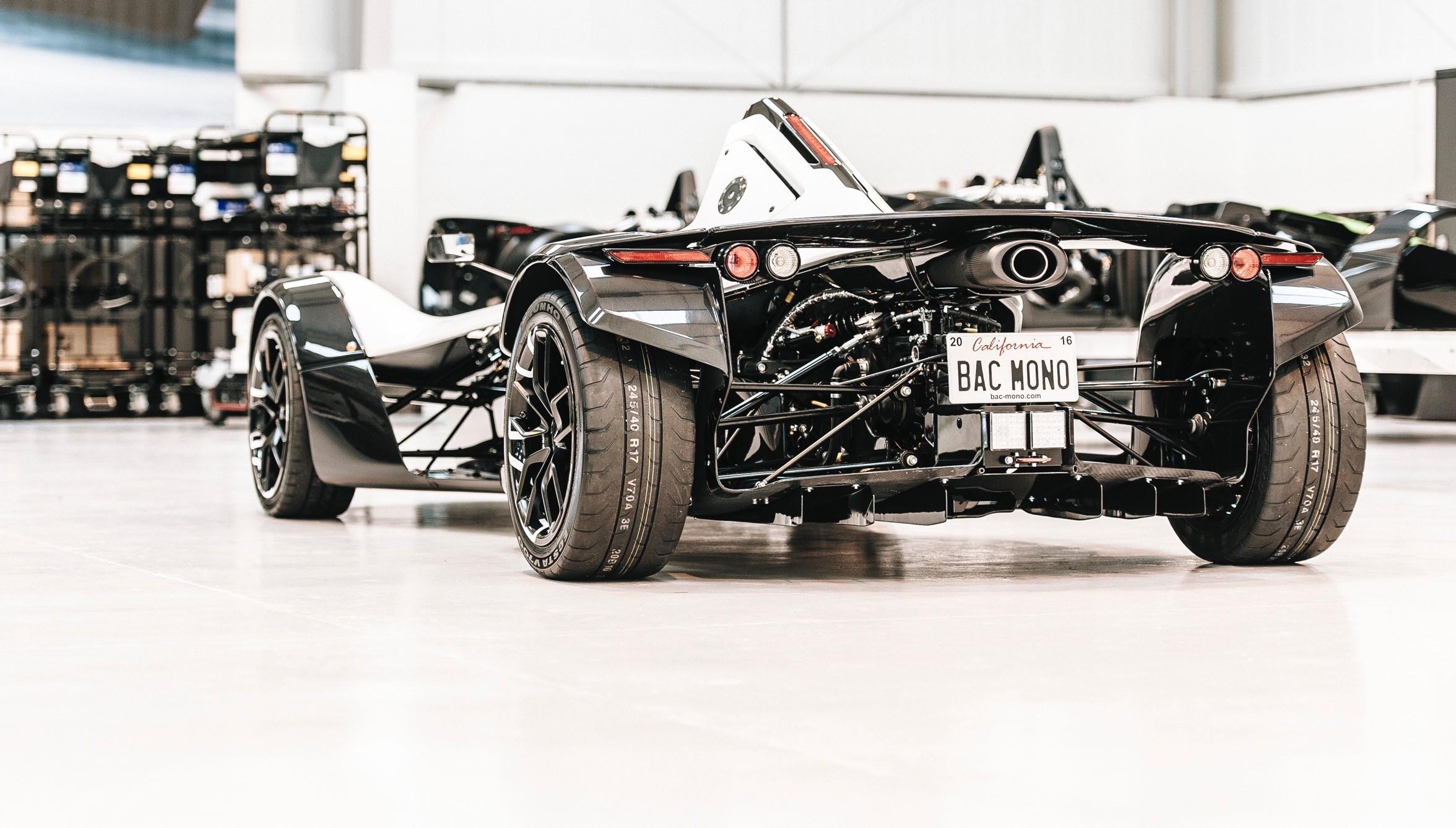 World First: BAC Develops Graphene-Bodied Car - autoevolution