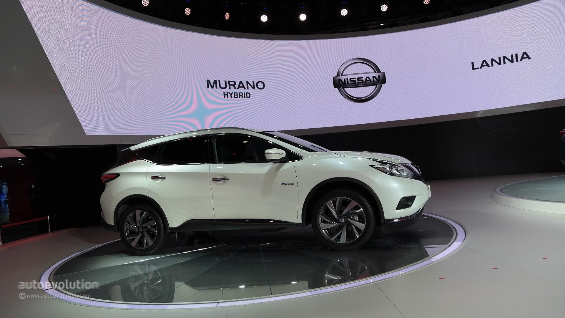 2016 Nissan Murano Hybrid