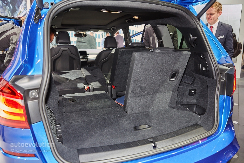 World Premiere For Bmw S 7 Seat Mpv The 2 Series Gran