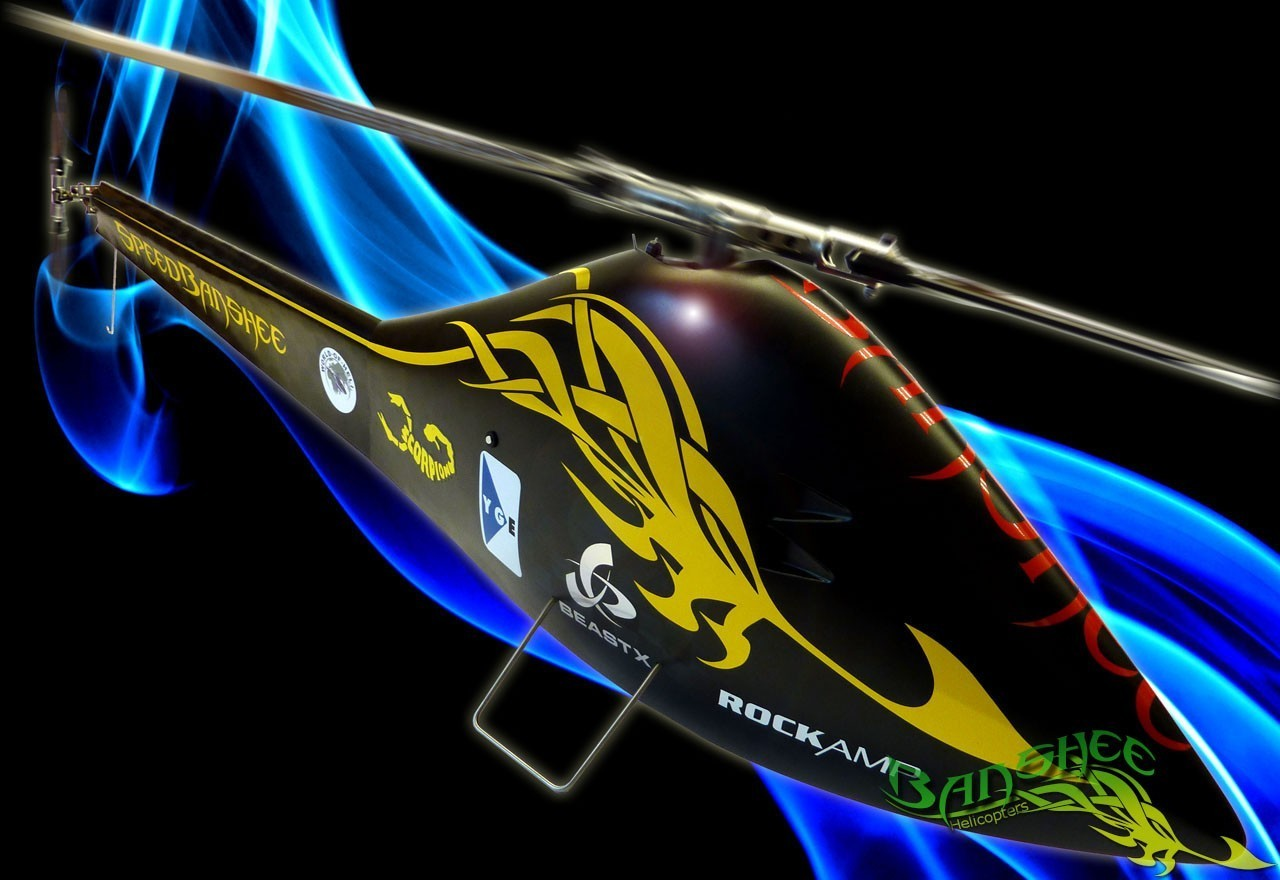 world 39 s fastest rc helicopter hits 277 km h crashes spectacularly autoevolution. Black Bedroom Furniture Sets. Home Design Ideas