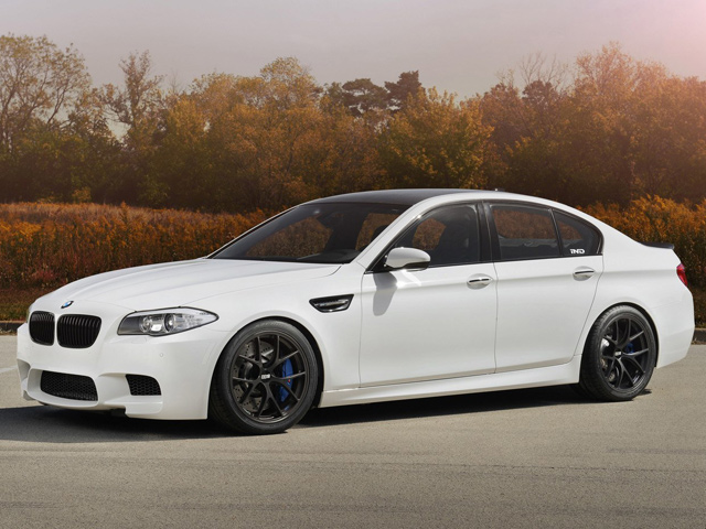 World S Fastest Bmw M5 Set For Sema Debut Autoevolution
