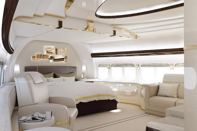 World S First Private 747 8 Interior Looks Rather Like A