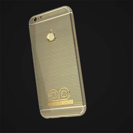 World S Most Expensive Iphone 6 Costs Hypercar Money