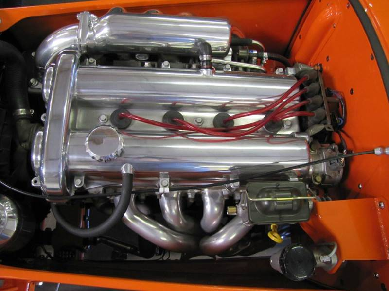 Would You Buy A Ford Roadster With A Miata L Engine Photo Gallery on 2014 Mazda 3 Engine