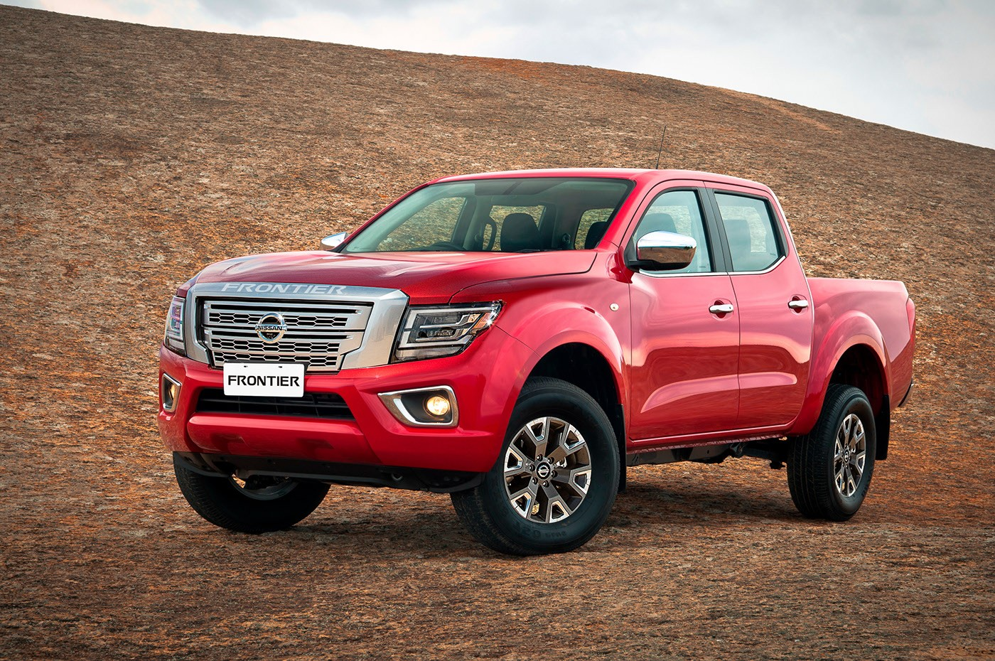 Would You Consider The 2022 Nissan Frontier If It Looked Like This Autoevolution