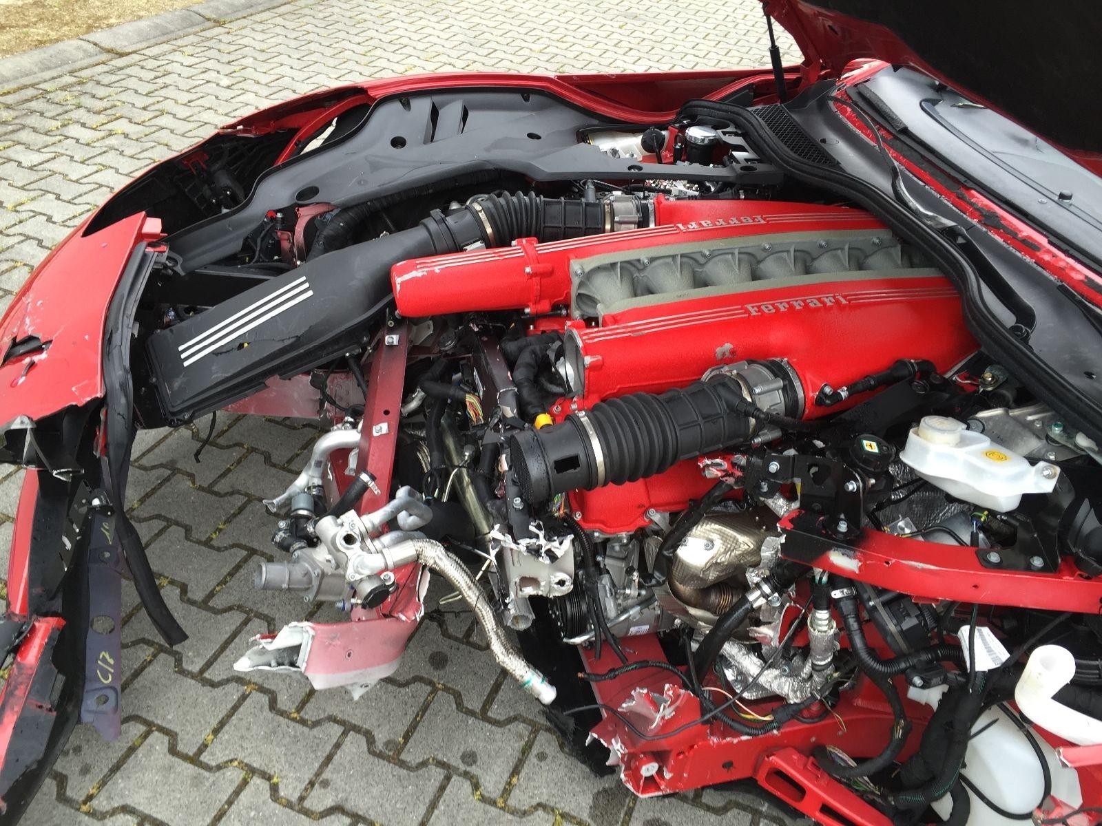 Ferrari F12 Price >> Would You Pay €77,000 for Half a Ferrari F12 Berlinetta? - autoevolution