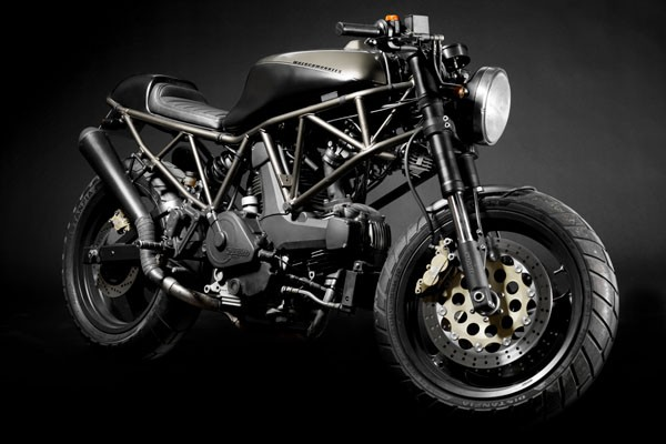 Wrenchmonkees Custom Ducati 750 Ss Autoevolution