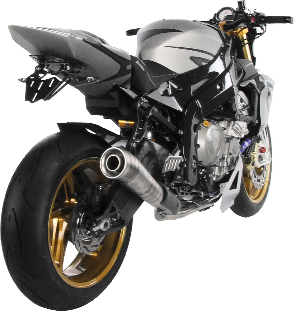 Bmw S 1000: Wunderlich BMW S 1000 RR Piranha Revealed