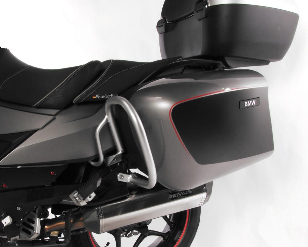 Wunderlich Crash Protectors For Bmw R 1200 Rt Autoevolution