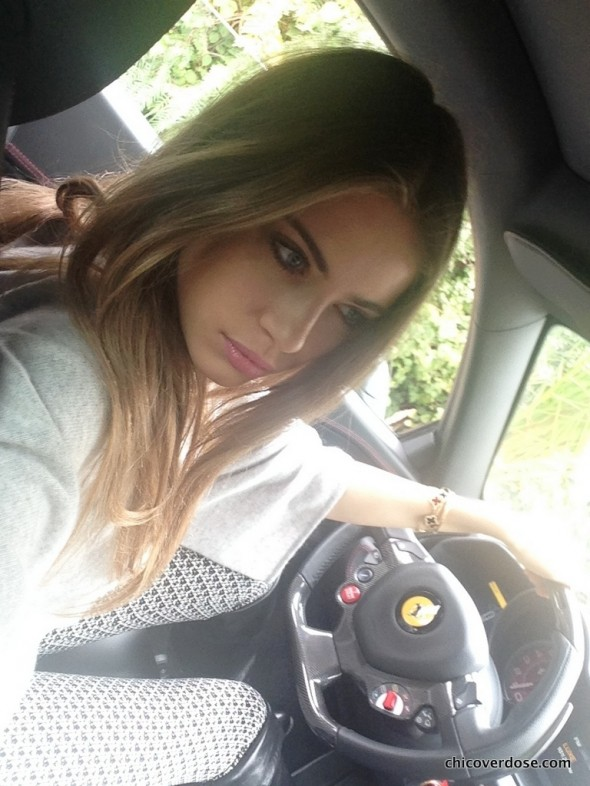Can Am Car >> Xenia Is a Russian Model Who Speaks 6 Languages and Drives Cool Cars - autoevolution