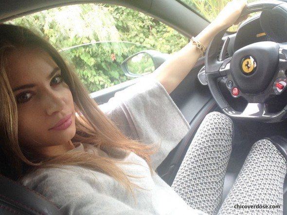 Xenia Is a Russian Model Who Speaks 6 Languages and Drives ...