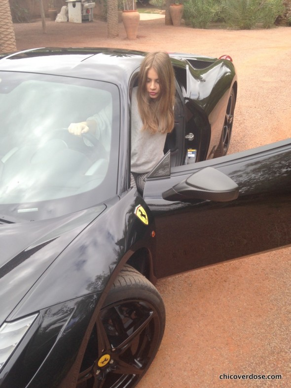 Open Road Mercedes >> Xenia Is a Russian Model Who Speaks 6 Languages and Drives Cool Cars - autoevolution