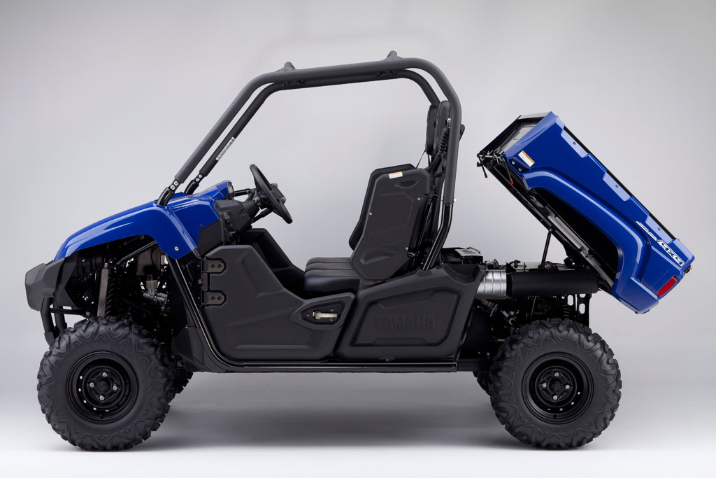 Yamaha Announces The 2014 Viking 700 Sxs Autoevolution