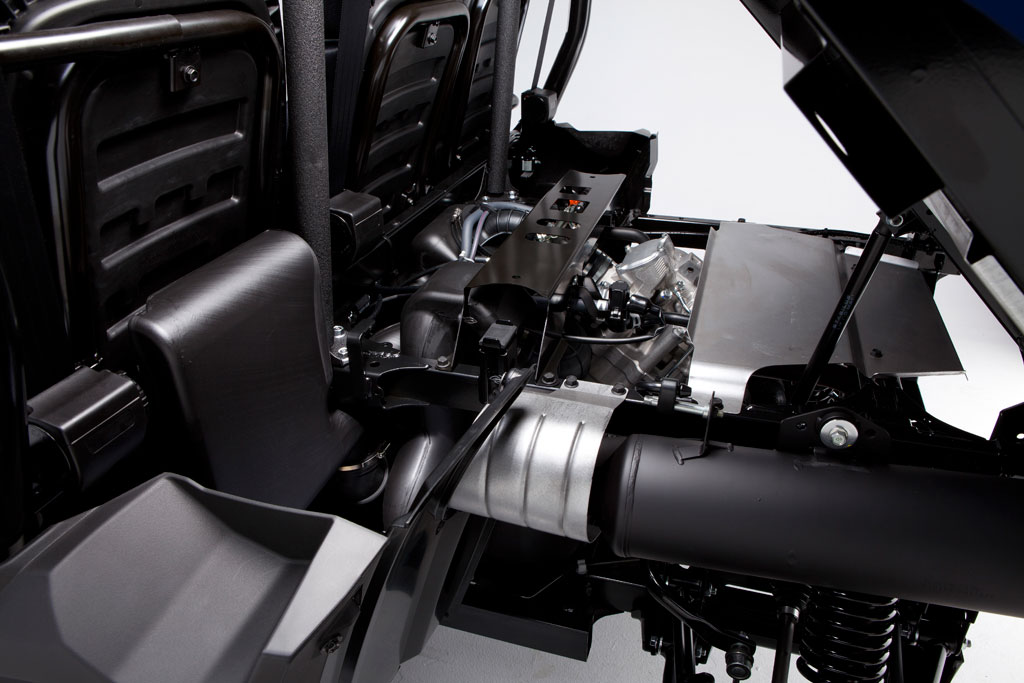 Yamaha Announces The 2014 Viking 700 Sxs Autoevolution