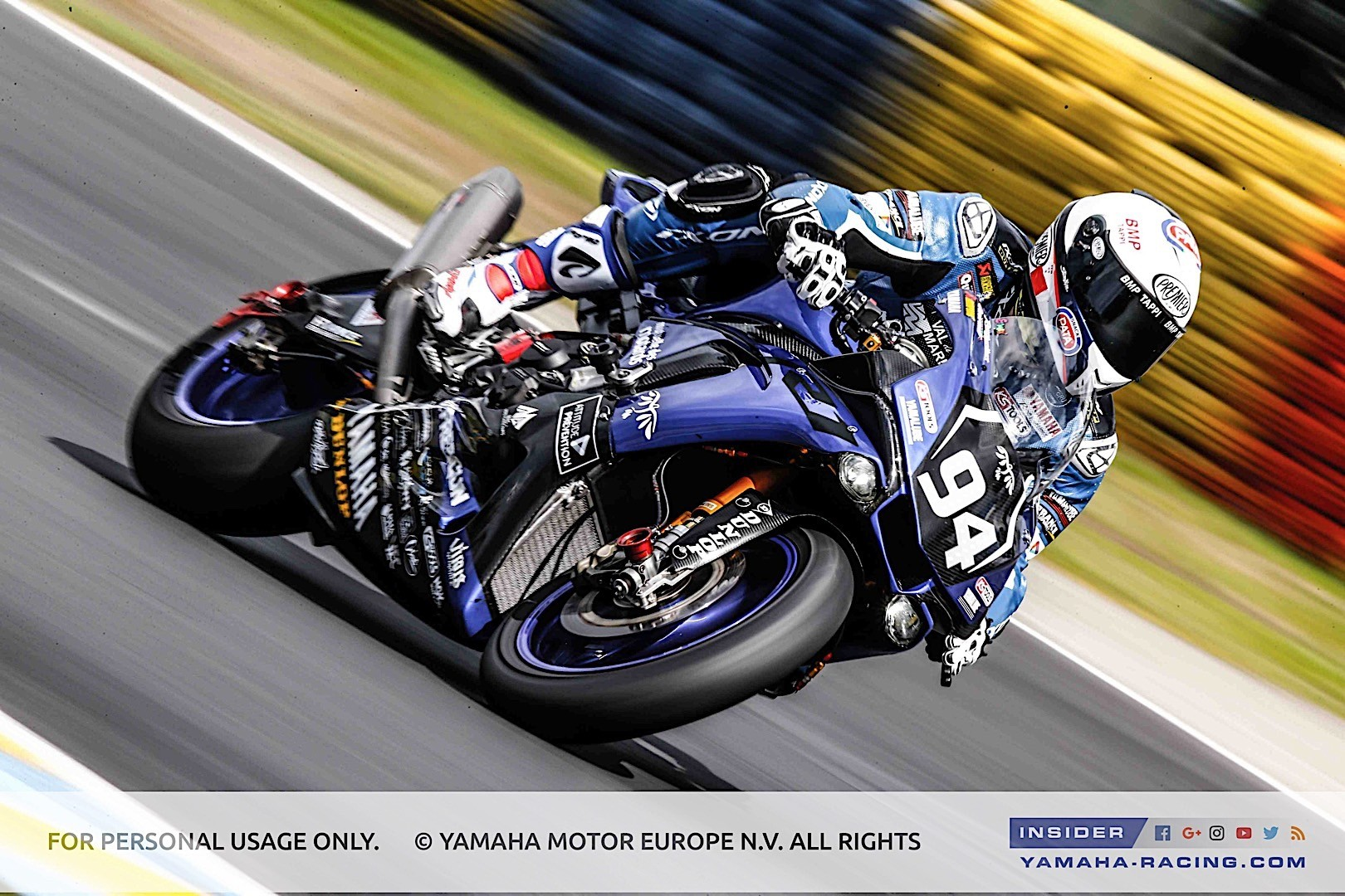 yamaha has high hopes for 2017 24 heures motos at le mans autoevolution. Black Bedroom Furniture Sets. Home Design Ideas