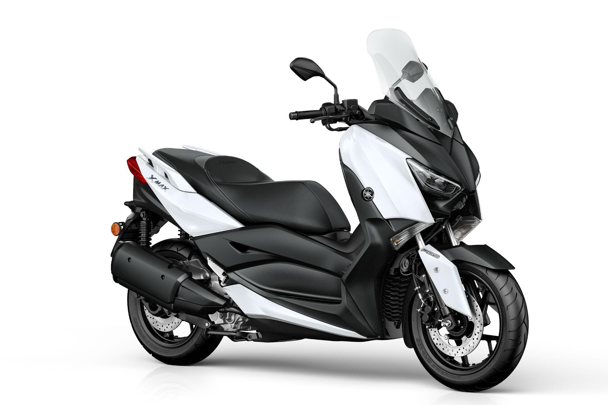 Yamaha Introducing New X Max 300 Scooter Autoevolution