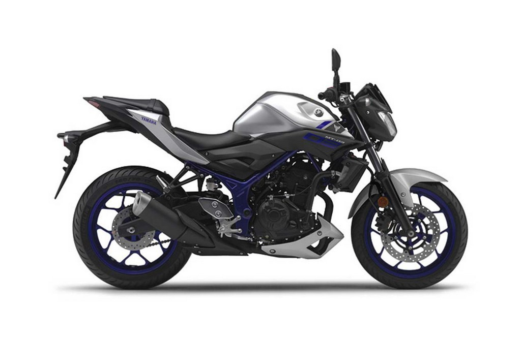 Yamaha Mt 03 Confirmed As 2016 Model Prepare For Small